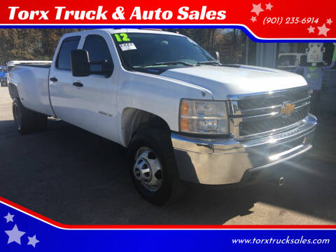 2012 Chevrolet Silverado 3500HD for sale at Torx Truck & Auto Sales in Eads TN