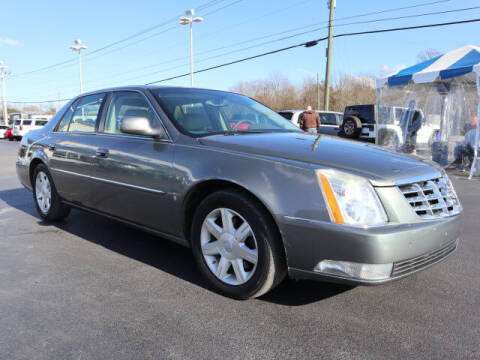 2006 Cadillac DTS for sale at RUSTY WALLACE HONDA in Knoxville TN