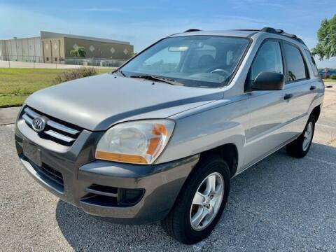 2008 Kia Sportage for sale at Krifer Auto LLC in Sarasota FL