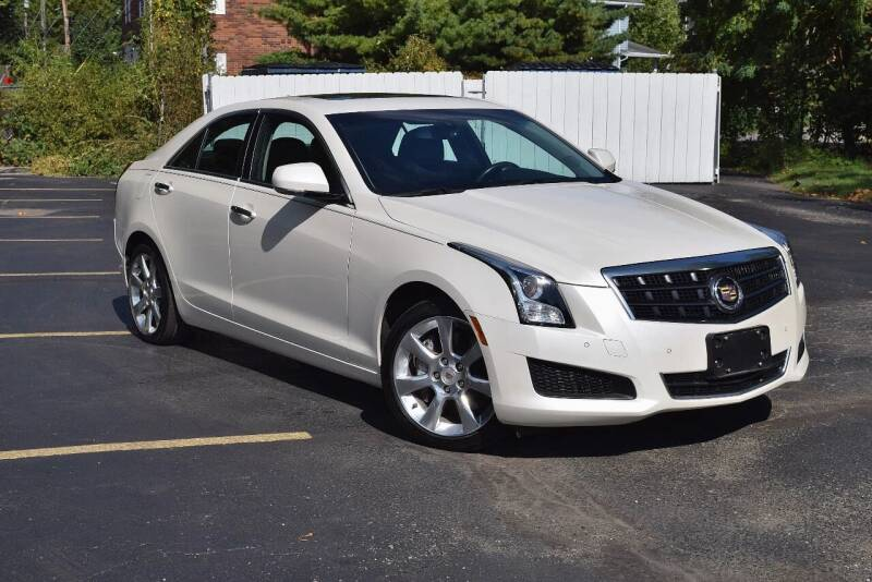 2013 Cadillac ATS for sale at Bill Dovell Motor Car in Columbus OH