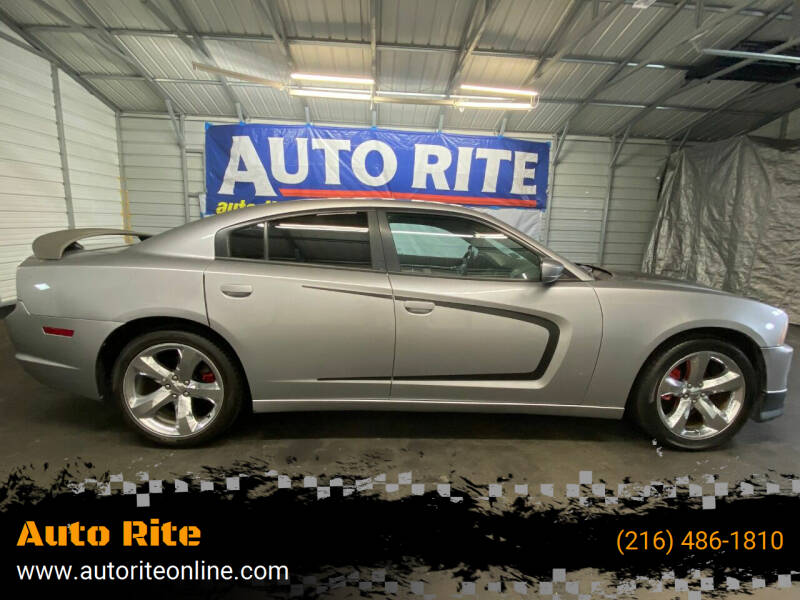 2011 Dodge Charger for sale at Auto Rite in Cleveland OH