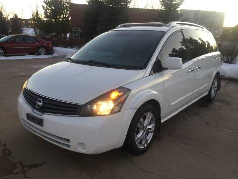 2007 Nissan Quest for sale at QUEST MOTORS in Englewood CO