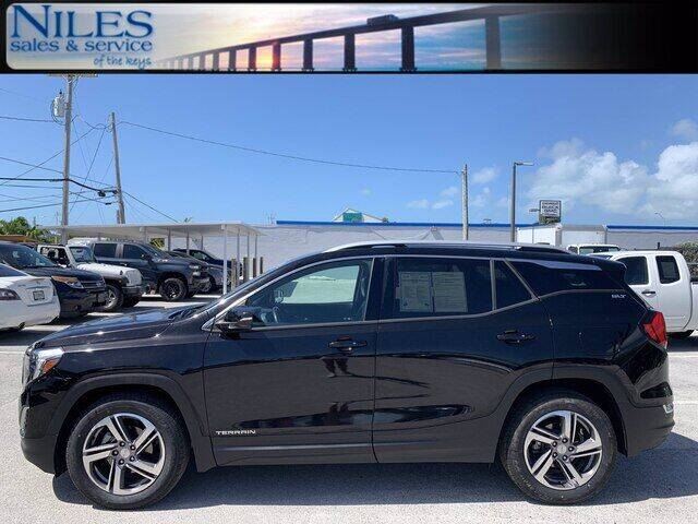 2018 GMC Terrain for sale at Niles Sales and Service in Key West FL