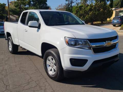 2017 Chevrolet Colorado for sale at CAR CITY SALES in La Crescenta CA