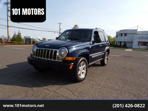2006 Jeep Liberty for sale at 101 MOTORS in Hasbrouck Height NJ