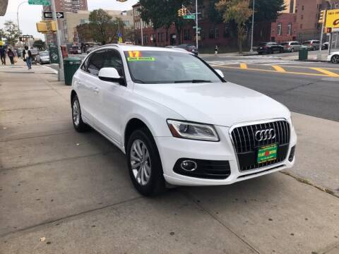 2017 Audi Q5 for sale at Sylhet Motors in Jamacia NY