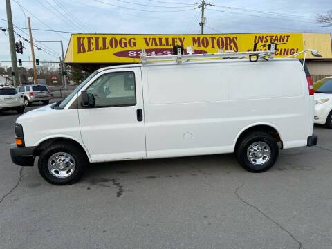 2013 Chevrolet Express Cargo for sale at Kellogg Valley Motors in Gravel Ridge AR