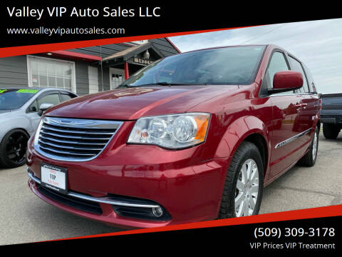 2015 Chrysler Town and Country for sale at Valley VIP Auto Sales LLC - Valley VIP Auto Sales - E Sprague in Spokane Valley WA