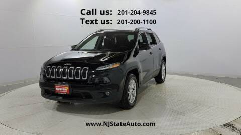 2017 Jeep Cherokee for sale at NJ State Auto Used Cars in Jersey City NJ