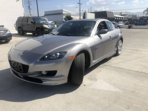 2004 Mazda RX-8 for sale at Hunter's Auto Inc in North Hollywood CA