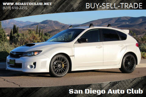 2011 Subaru Impreza for sale at San Diego Auto Club in Spring Valley CA