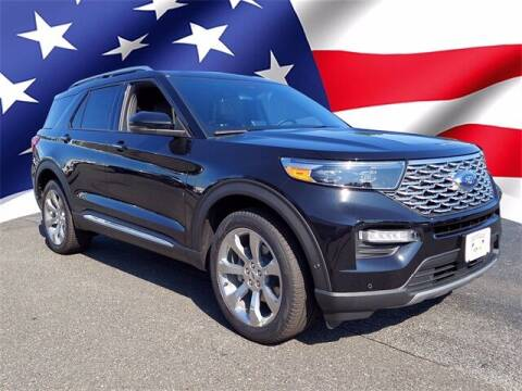 2020 Ford Explorer for sale at Gentilini Motors in Woodbine NJ