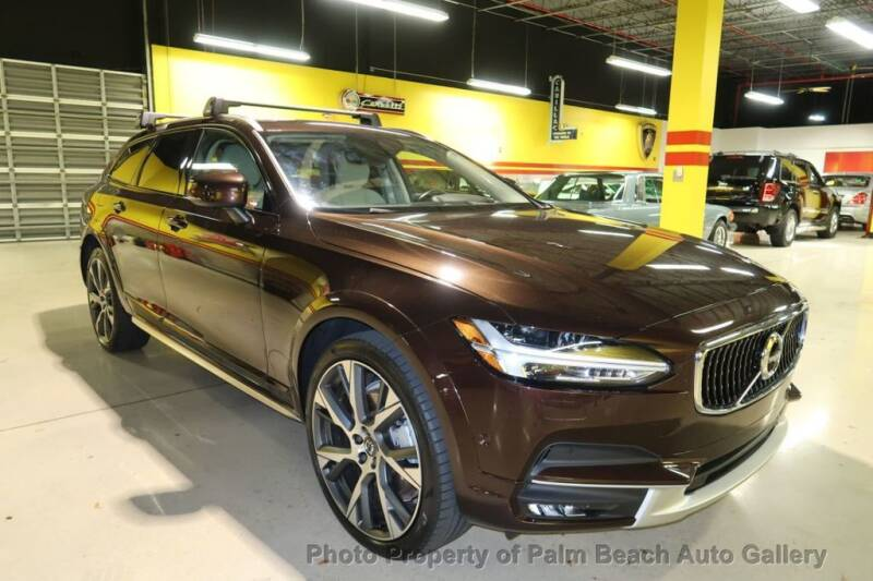 2017 Volvo V90 Cross Country for sale in Boynton Beach, FL