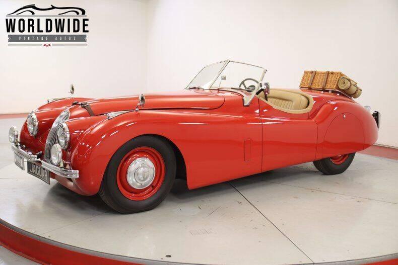 1952 Jaguar XK for sale in Denver, CO
