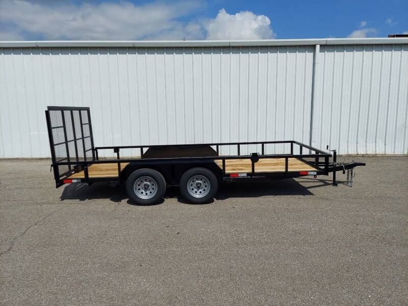 2021 Salvation  6 X 16 Tailgare for sale at Longhorn Motors in Belton TX