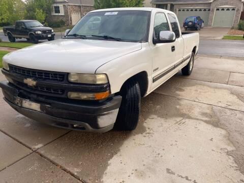 2001 Chevrolet Silverado 1500 for sale at AROUND THE WORLD AUTO SALES in Denver CO