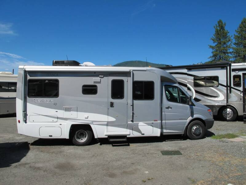 2008 Itasca Navion IQ for sale at Oregon RV Outlet LLC - Class B Motorhomes in Grants Pass OR