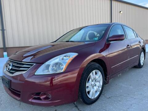 2010 Nissan Altima for sale at Prime Auto Sales in Uniontown OH