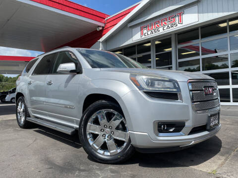 2015 GMC Acadia for sale at Furrst Class Cars LLC  - Independence Blvd. in Charlotte NC