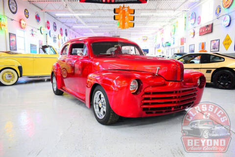 1947 Ford Two Door for sale at Classics and Beyond Auto Gallery in Wayne MI