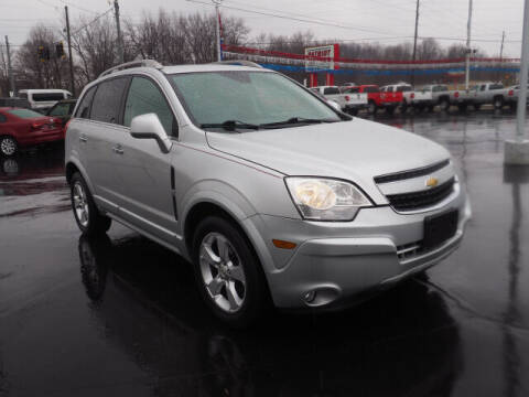 2014 Chevrolet Captiva Sport for sale at Patriot Motors in Cortland OH