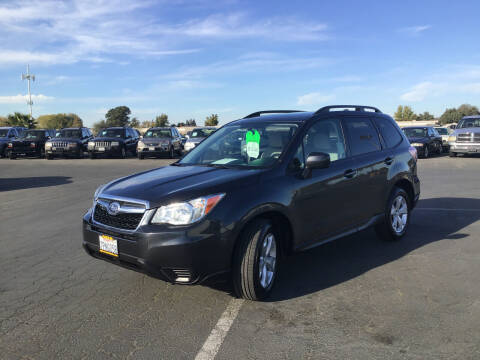 2016 Subaru Forester for sale at My Three Sons Auto Sales in Sacramento CA