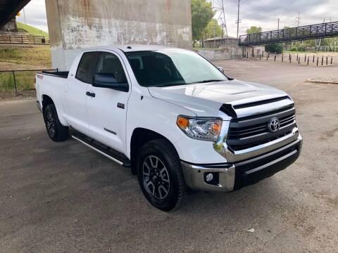 2015 Toyota Tundra for sale at Marigold Motors, LLC in Pekin IL
