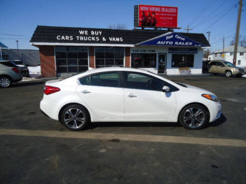 2014 Kia Forte for sale at Tom Cater Auto Sales in Toledo OH