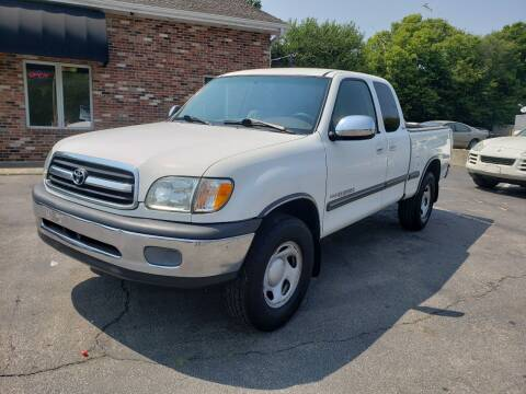 2002 Toyota Tundra for sale at Auto Choice in Belton MO