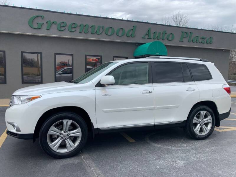 2011 Toyota Highlander for sale at Greenwood Auto Plaza in Greenwood MO