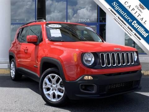 2017 Jeep Renegade for sale at Capital Cadillac of Atlanta in Smyrna GA
