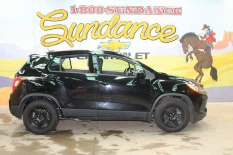 2017 Chevrolet Trax for sale at Sundance Chevrolet in Grand Ledge MI