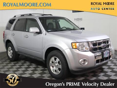 2012 Ford Escape for sale at Royal Moore Custom Finance in Hillsboro OR