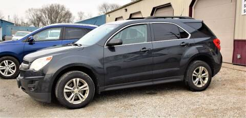2012 Chevrolet Equinox for sale at PINNACLE ROAD AUTOMOTIVE LLC in Moraine OH