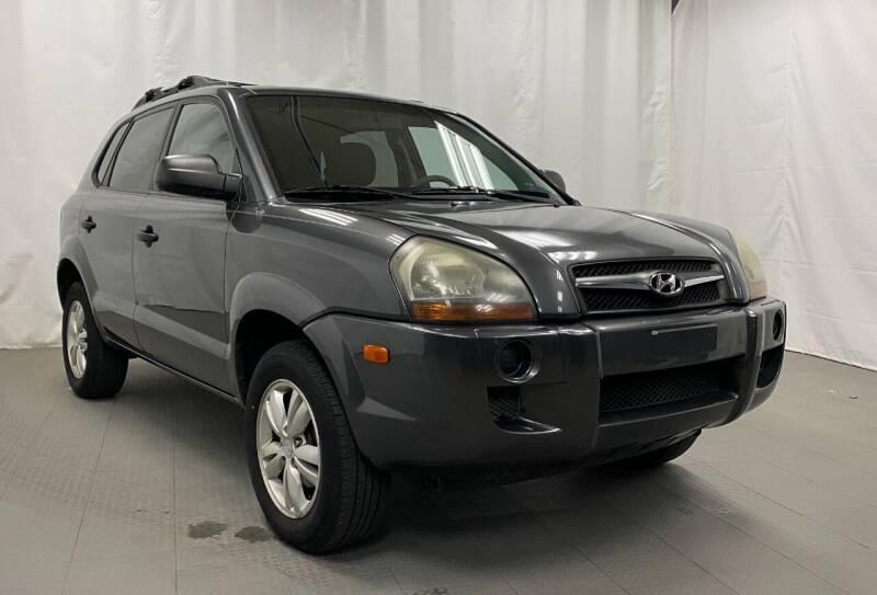 2009 Hyundai Tucson for sale at Direct Auto Sales in Philadelphia PA