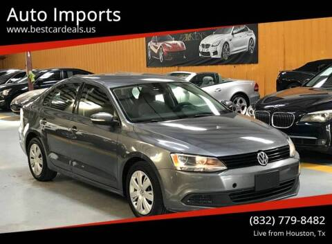 2011 Volkswagen Jetta for sale at Auto Imports in Houston TX