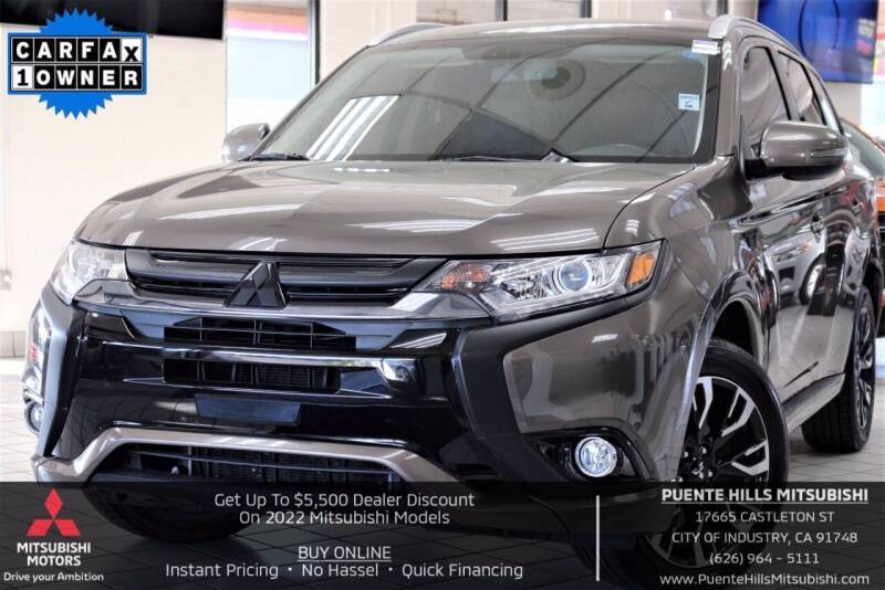 2018 Mitsubishi Outlander PHEV for sale in City Of Industry, CA