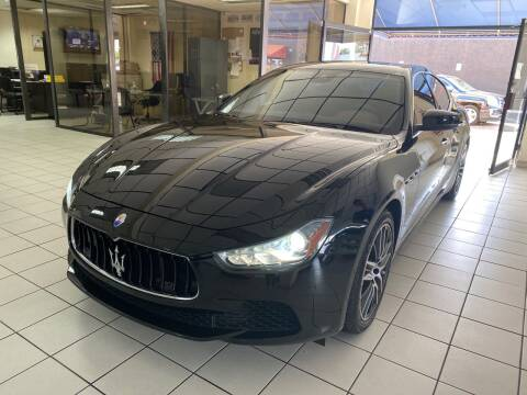2017 Maserati Ghibli for sale at MANA AUTO SALES in Miami FL