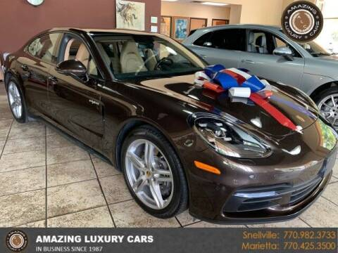 2018 Porsche Panamera for sale at Amazing Luxury Cars in Snellville GA