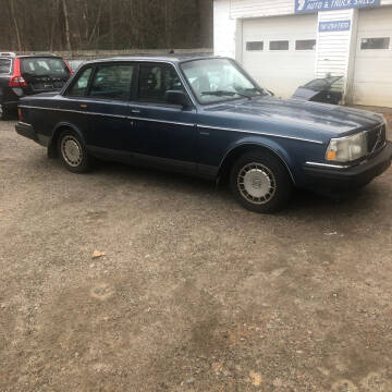 1991 Volvo 240 for sale at Specialty Auto Inc in Hanson MA