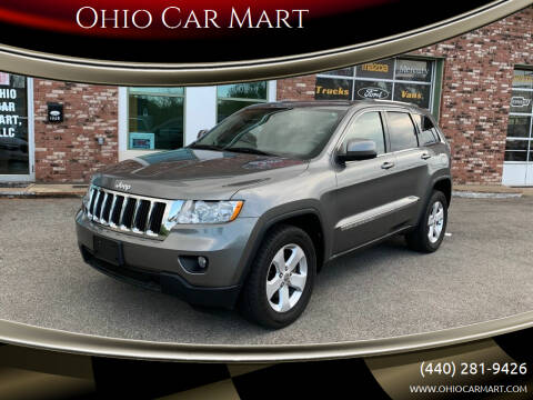 2011 Jeep Grand Cherokee for sale at Ohio Car Mart in Elyria OH