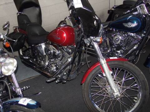 2007 Harley-Davidson SOFTAIL CUSTOM for sale at Fulmer Auto Cycle Sales - Fulmer Auto Sales in Easton PA