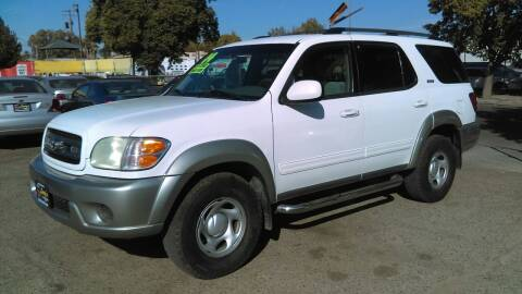 2004 Toyota Sequoia for sale at Larry's Auto Sales Inc. in Fresno CA