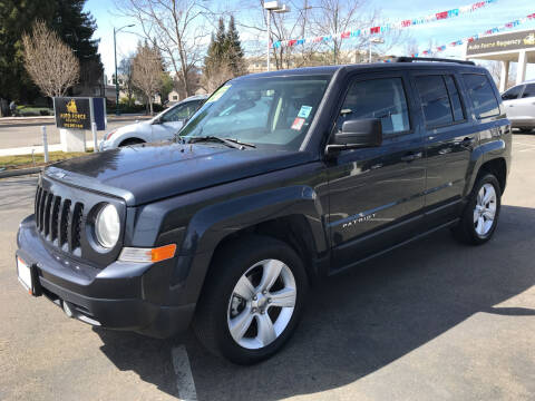 2015 Jeep Patriot for sale at Autos Wholesale in Hayward CA