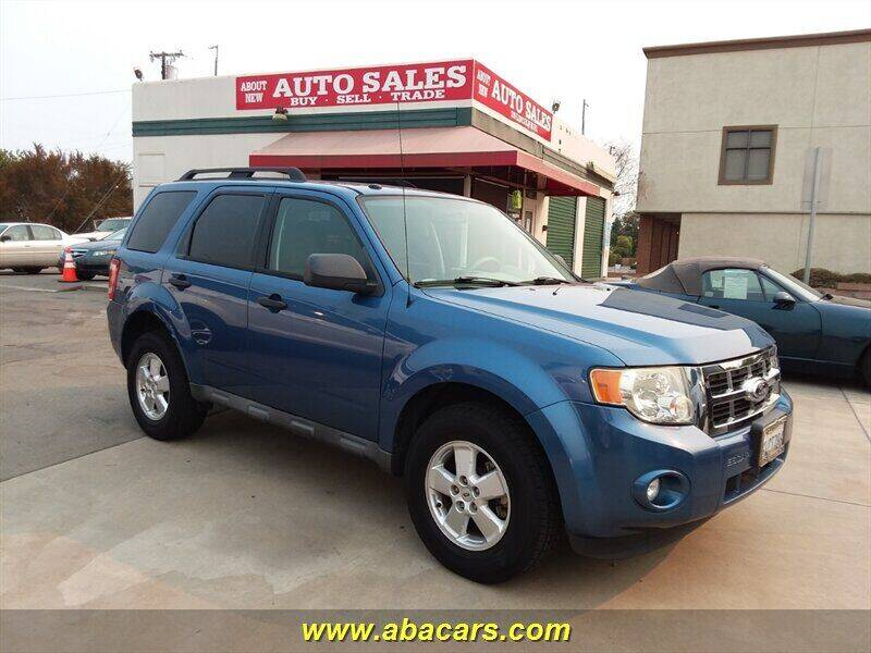 2010 Ford Escape for sale at About New Auto Sales in Lincoln CA