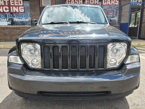 2010 Jeep Liberty for sale at R Tony Auto Sales in Clinton Township MI