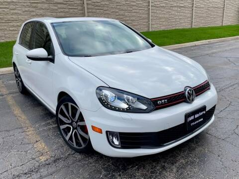 2013 Volkswagen GTI for sale at EMH Motors in Rolling Meadows IL