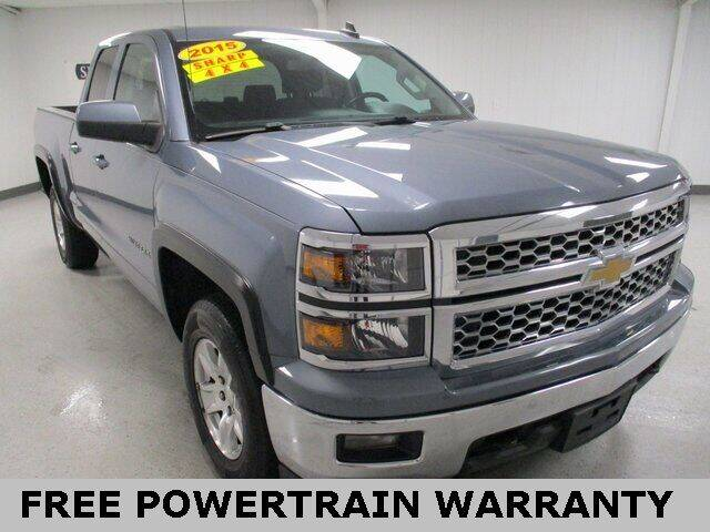 2015 Chevrolet Silverado 1500 for sale at Sports & Luxury Auto in Blue Springs MO