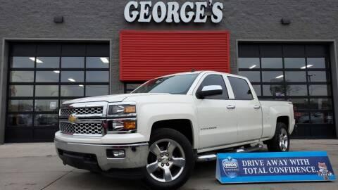 2014 Chevrolet Silverado 1500 for sale at George's Used Cars - Pennsylvania & Allen in Brownstown MI