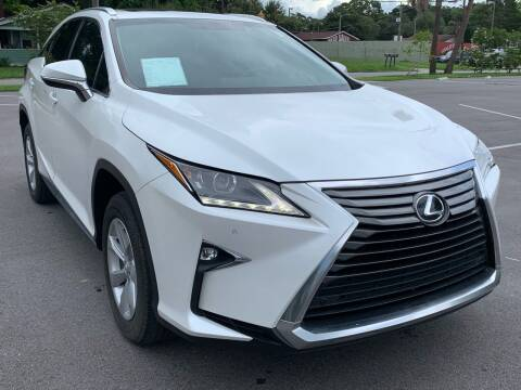 2016 Lexus RX 350 for sale at Consumer Auto Credit in Tampa FL